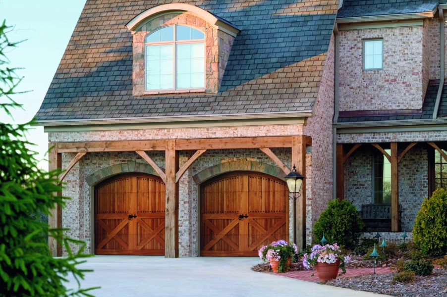 Image/Photo Gallery Carriage Style Garage Doors