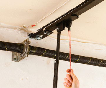How To Release And Reset Your Garage Door Precision Garage Door San Diego