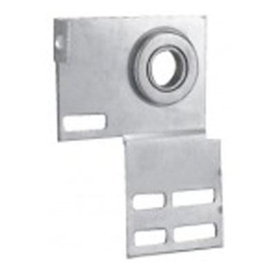 Heavy duty end bearing plate